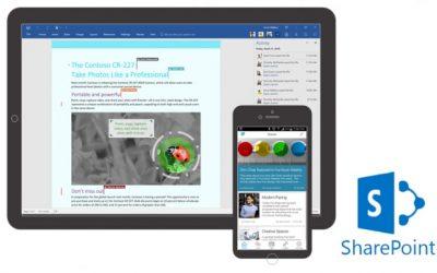 Microsoft SharePoint Server 2019 : 6 nouveautés marquantes