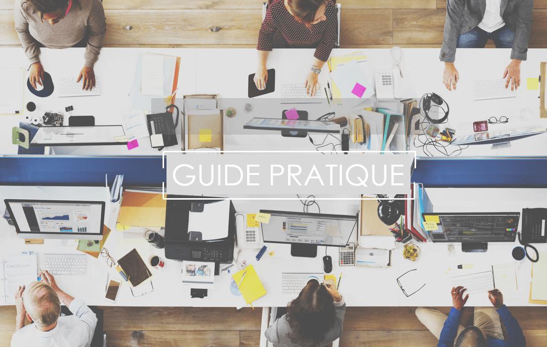 Guide pratique Microsoft : 4 secrets pour un espace de travail connecté