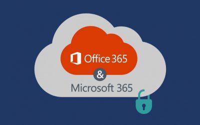 Focus sur Microsoft 365