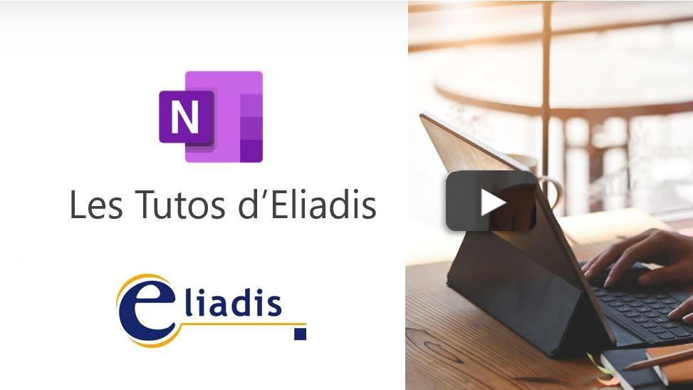 Tuto Microsoft OneNote : apprendre à créer un bloc-notes