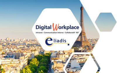 Salon Digital Workplace : nous y serons stand D54 !