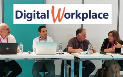 Retour d'expérience de trois de nos clients : Carrefour, MGEN, Horiba. Salon Digital Workplace